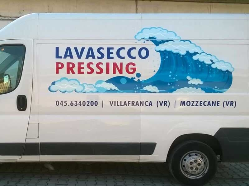 car wrapping stampa digitale